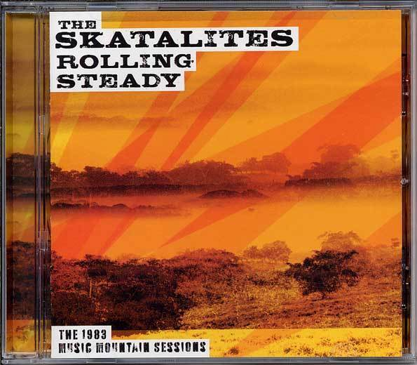 SKA Skatalites Rolling Steady Music CD Mountain Sessions Sealed Album
