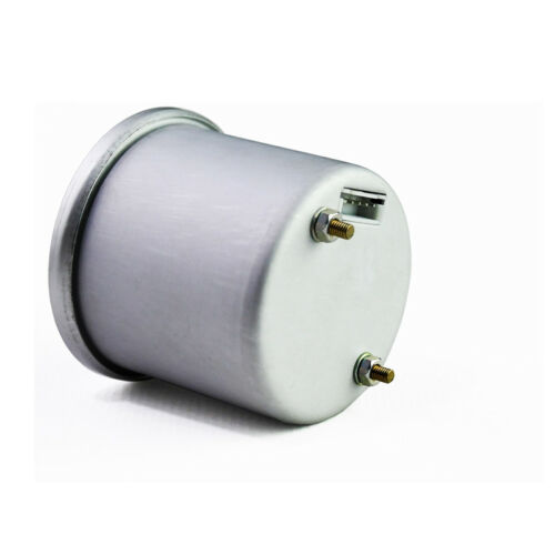 7C5203 52mm Silver 7 Color Engine Oil Temperature Temp Gauge