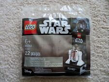 2 Lego 40268 Star Wars R3-m2 Promo Minifigure Polybag