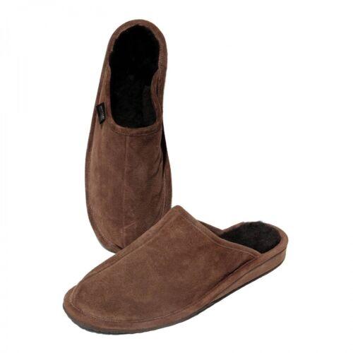 Agnello Senso Benessere Di Pantofole Uomo Bodo Caldo Hollert In Pelle qXZTSwq0