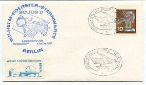 100% De Qualité 1971 Sojus 11 Wilhelm Foerster Sternwarte Berlin Wolkow Pazajew Dobrowolski Nasa éLéGant Et Gracieux
