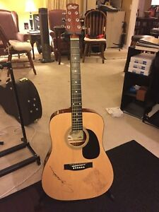 Copley Collector Country Thunder Signature Guitar 6 String Ca 804 Clay Walker Ebay