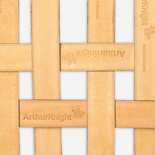 England Belt Made Black Leather In Arthur Knight v1RYq