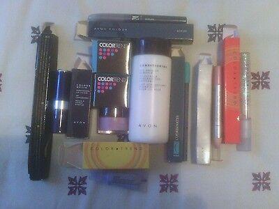 Avon Eye and Lip Products Xmas Bundle