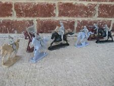 TSSD US Cavalry Horse Soldiers 1/32 54MM Set 10A Civil War Custer Toy playset