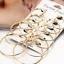 12-Pairs-Women-Rhinestone-Crystal-Pearl-Earrings-Set-Women-Ear-Stud-Jewelry thumbnail 32