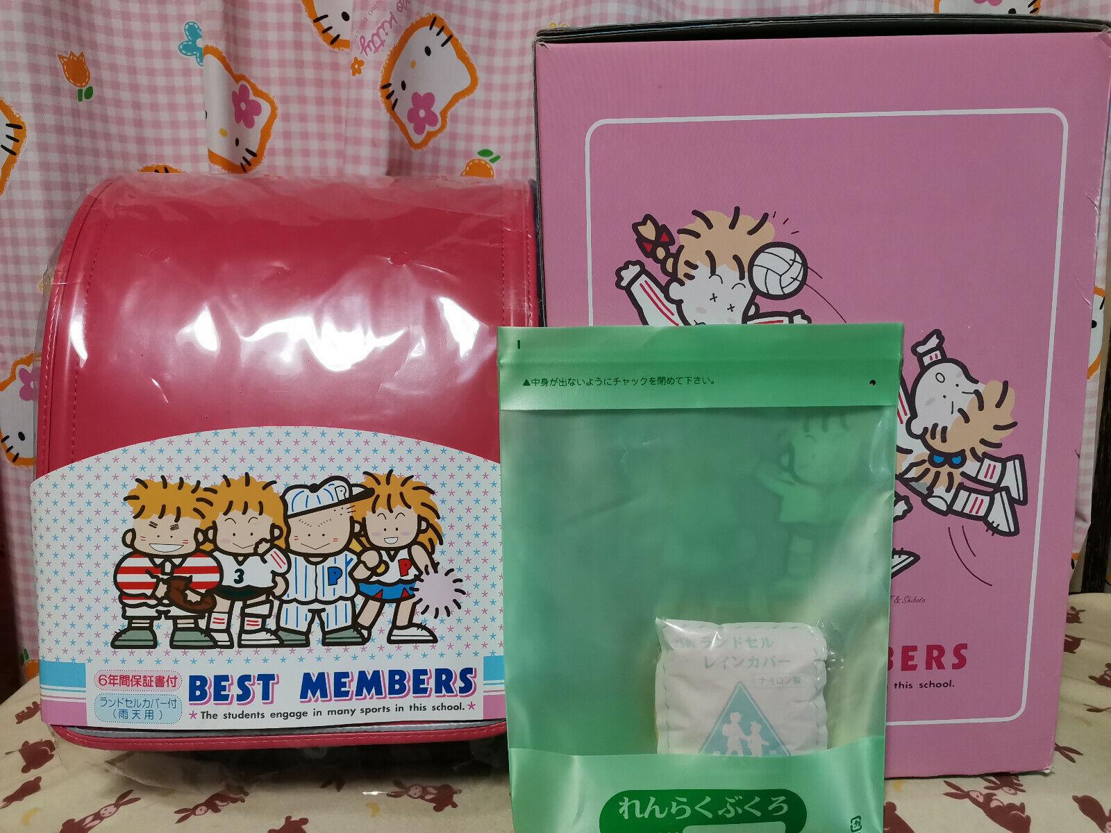 ^_^Japanese Randoseru School Bag. Pink. ANgel of Wing Randoseru. New!