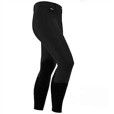 Irideon Cadence Stretch-Cord Knee Patch Breeches XL- Graphite