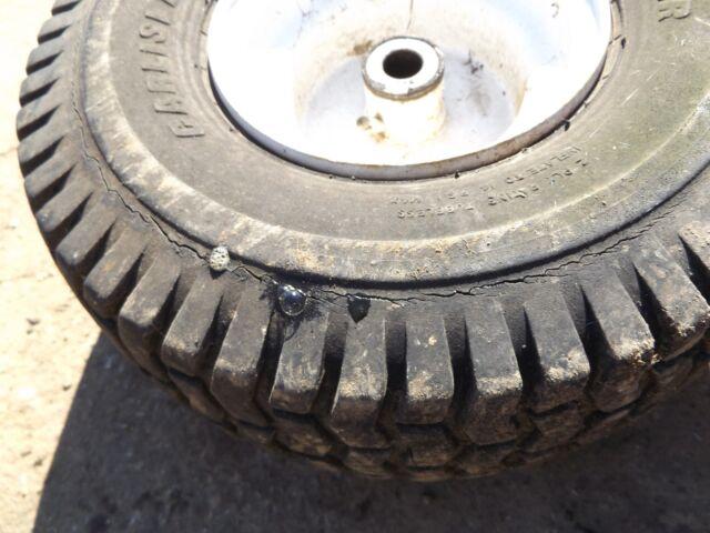 Tire Size 20x10.00-8 Poulan Craftsman LT1000 Riding Lawn Mower Rear Wheel Rim