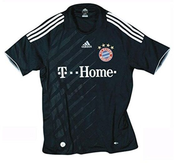 Trikot Adidas Adidas Adidas FC Bayern München 2008-2009 Away  FCB 19dfa7