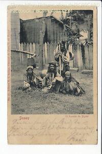 RUMANIEN-JASSY-VOLKSTYPEN-ZIGEUNER-IASI-TIGANI-ca1905-Q
