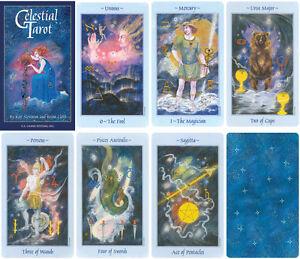 Celestial Tarot Deck Cards by Kay Steventon Brian Clark Astrology BRAND NEW