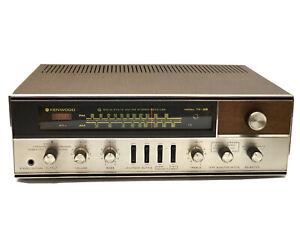 Kenwood-tk-66-AM-FM-Stereo-Receiver-Solid-State-Vintage-getestet-funktioniert