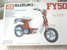 Suzuki FY50 Motorbike by IMAI 1/12scale. New in box