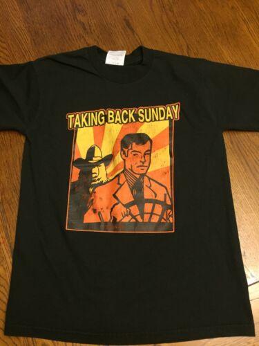 Taking Back Sunday T-Shirt M (Fits Like XS)