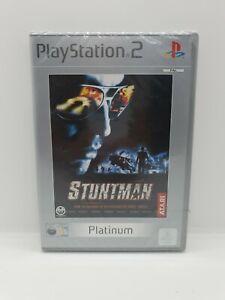 Stuntman-Sony-Playstation-2-nagelneu-amp-OVP-PAL-ps2-Platinum-Atari