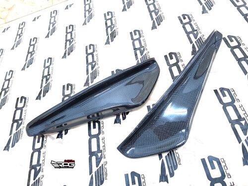 RPG Carbon Bumper Canard Set for Subaru Impreza WRX STi Classic Meaneye GC8 GF8
