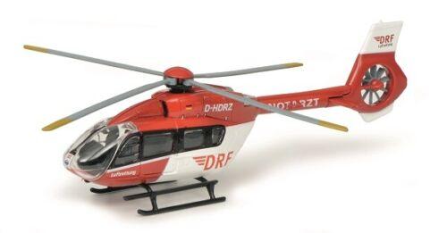 """Schuco 26384-1//87 Airbus elicottero h145 /""""DRF/"""" NUOVO"""