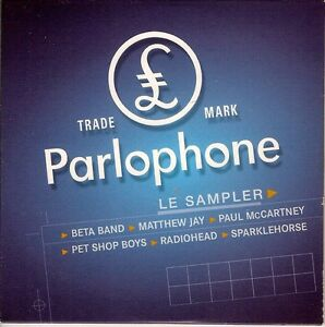 PAUL-Mc-CARTNEY-PET-SHOP-BOYS-RADIOHEAD-FRANCE-ONLY-PROMO-SAMPLER-CD