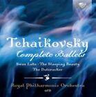 Tchaikovsky: Complete Ballets (CD, Sep-2014, 6 Discs, Brilliant Classics)