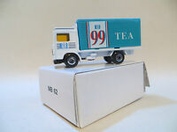 Matchbox Superfast 'co-op 99 Tea' Mb62 Volvo Container Lorry. 62 Mib/boxed/new