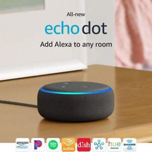 All-new Echo Dot (3rd Generation) - Smart speaker with Alexa