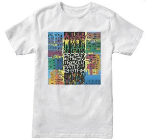 S M L XL 2XL 3XL 4XL 5XL NEW Tribe Called Quest Peoples Travels Men/'s T-shirt