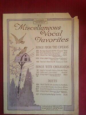 "VINTAGE 1908 ""O HOLY NIGHT!"" CHRISTMAS SONG SHEET MUSIC   eBay"