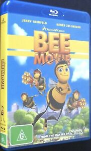 Bee Movie - Blu-Ray - Excellent Condition - Free Post