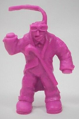Monster in my Pocket - Series 1 - 46 Invisible Man - Neon Purple