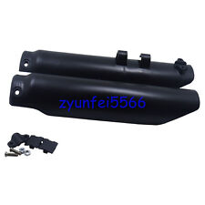 Chinese Dirt Pit Bike Mini Motocross Front Fork Guard Cover Protector 110 140CC