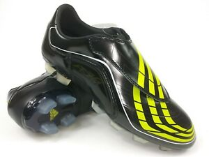 Details about Adidas Mens Rare F30.9 TRX FG 663473 Blackyellow Soccer Football Cleats Boots