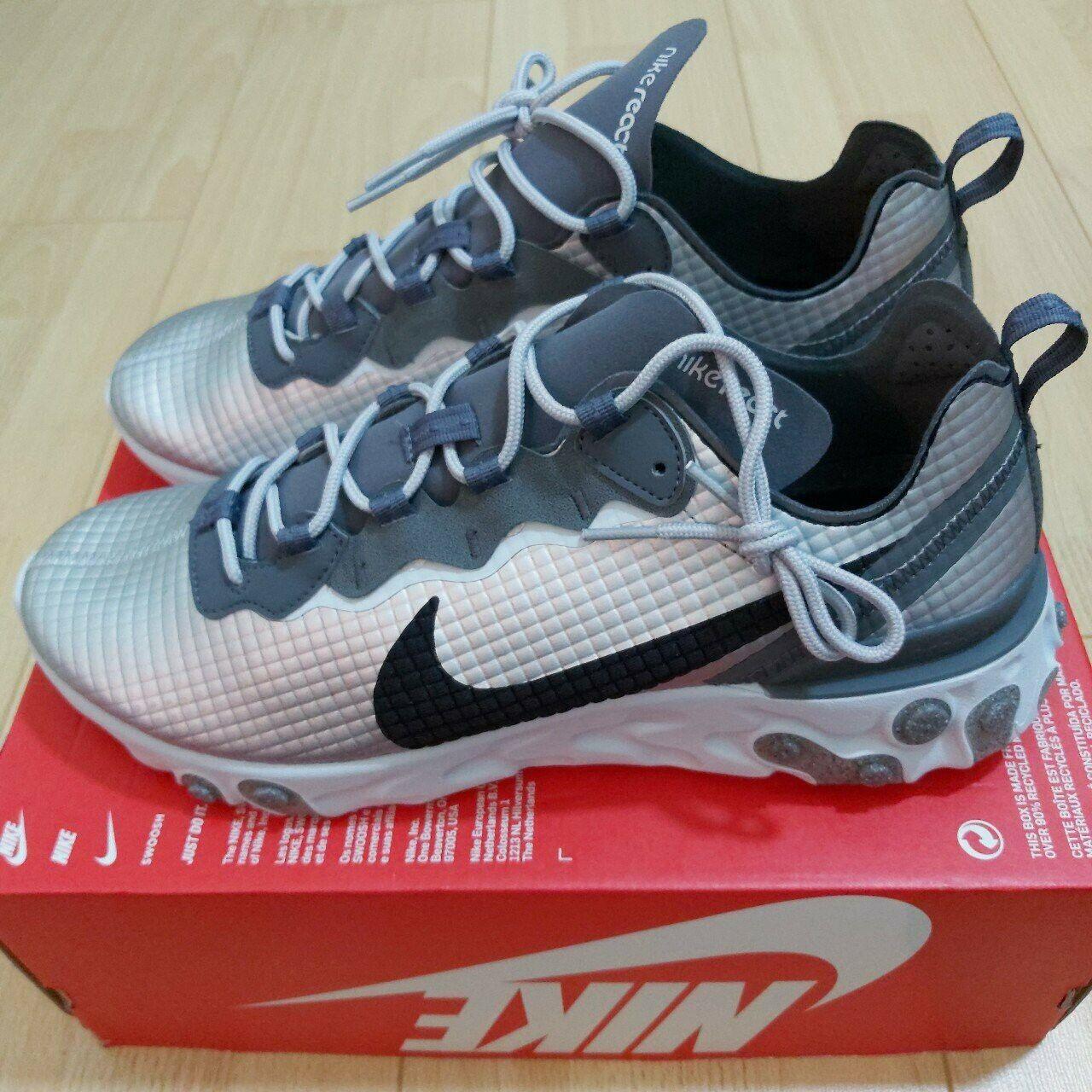 New Nike React Element 55 UK SIZE 14 EU 48.5