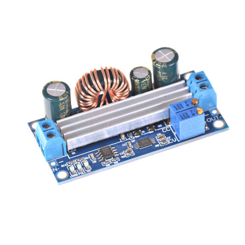 DC Buck Boost Voltage Converter Constant Current Module Step Power Up Down Pop