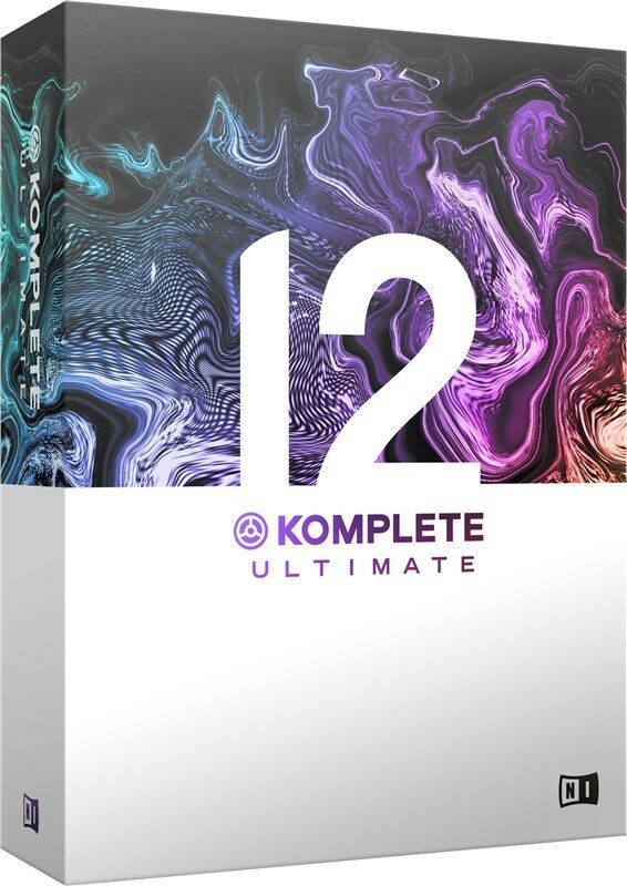 Native Instruments Komplete 12 12 12 Ultimate producción Suite actualización, Komplete 8+  ofrecemos varias marcas famosas