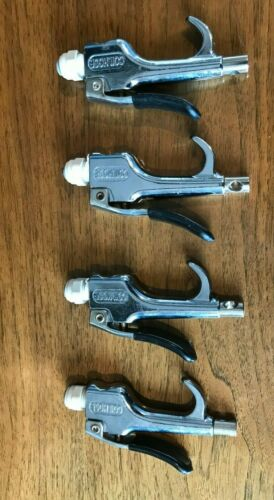 Lot of 4 pc of Coilhose  Safety Blow Gun  30 PSI Max.