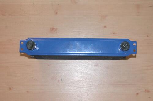 universal ÖLKÜHLER 7 Reihen ***NEU*** Blau Netz 30 x 9 cm Dash 10 AN10 Aluminium