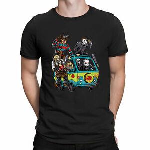 The Massacre Machine Horror Cool Men's T Shirt Funny Inspired Movie Tee Shirts