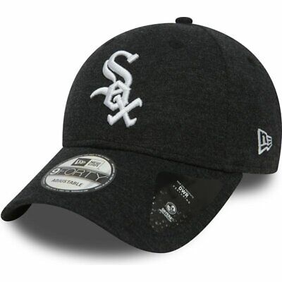 New Era 9forty Chicago White Sox Herren Kappe Schwarz