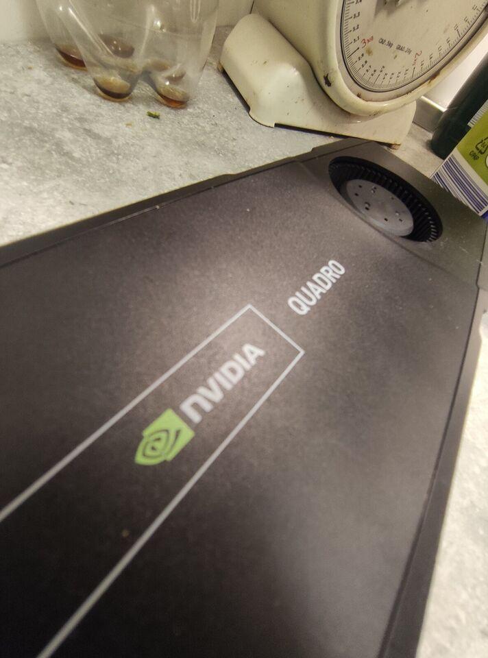 Quadro5000 Nvidia, Perfekt