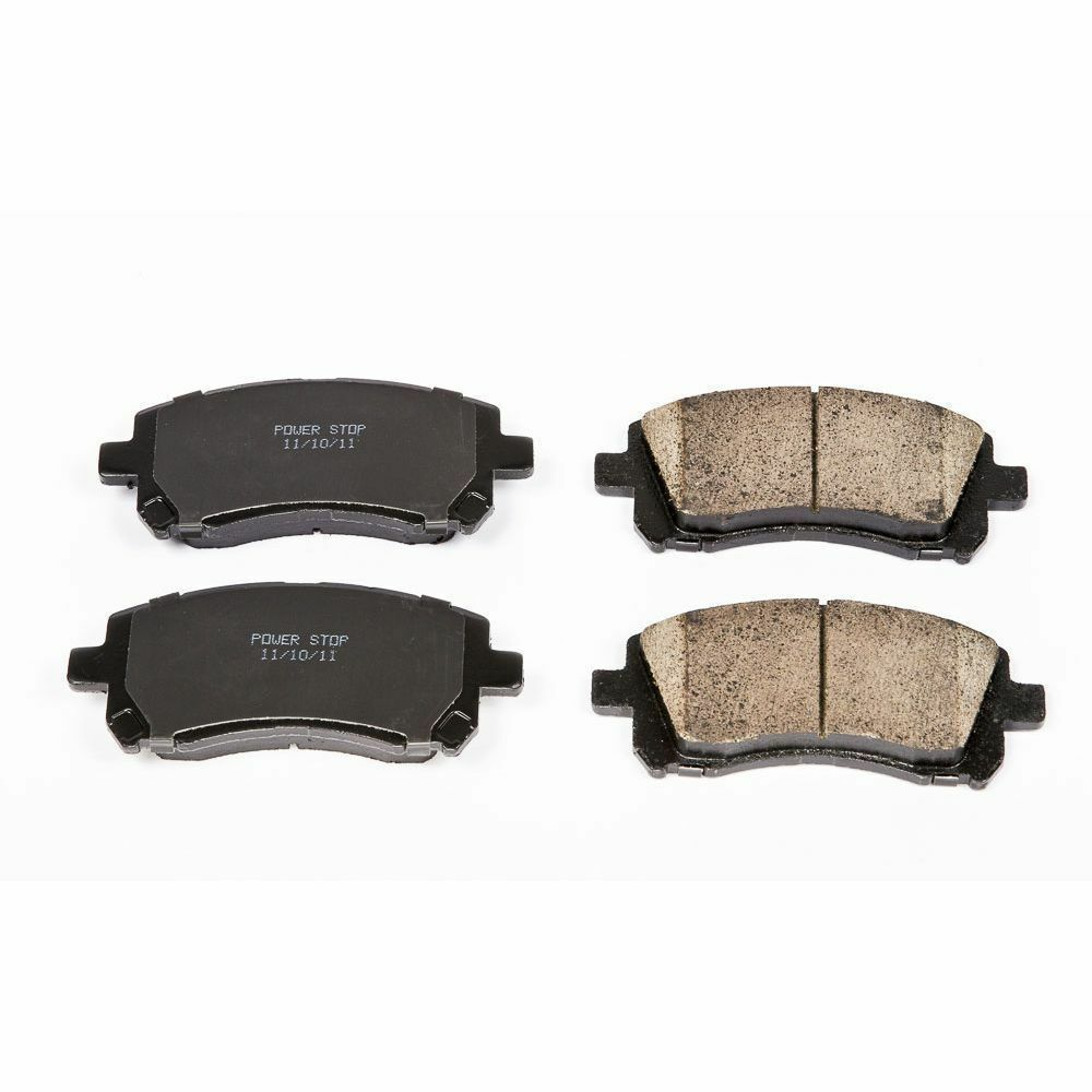 Disc Brake Pad Set-Evolution Ceramic Disc Brake Pad Front Power Stop 16-721