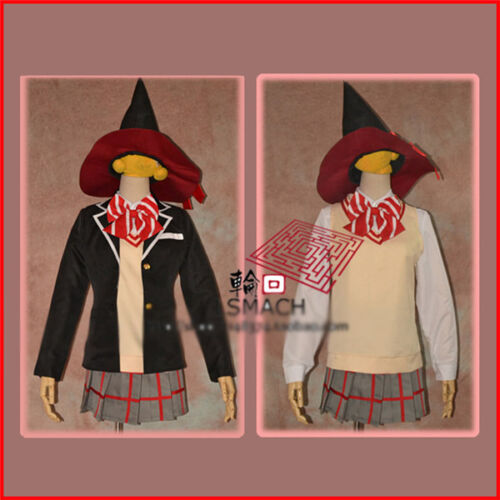 Yamada-kun to Nana-nin no Majo Ulala Shiraishi  Cosplay Costume School Uniform