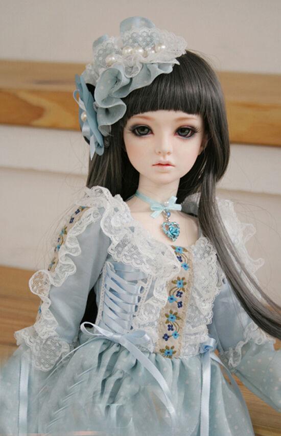 1 3 BJD SD muñeca Hael ojos Gratis + Maquillaje de Cara Cuerpo Nuevo