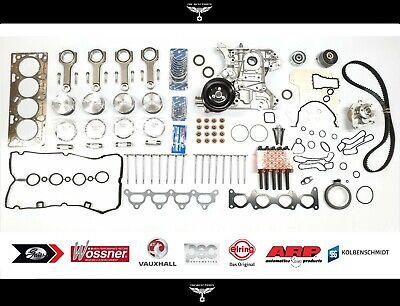VAUXHALL ASTRA 1.6 Turbo//Corsa Sri//VXR PISTONE /& Anelli 55564143 NUOVO ORIGINALE