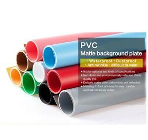 BACKDROP 68x130cm 27*51inch Photography Paper Matte PVC