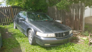 2001 Cadillac STS Seville