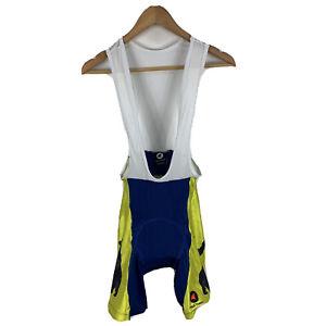 Pactimo-Cycling-Bib-Shorts-Mens-Size-Medium-Good-Condition