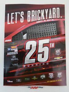 2018-Big-Machine-Vodka-400-at-the-Brickyard-25th-Annual-Collector-Program-NASCAR