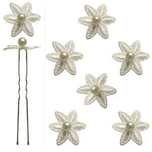 6-epingles-pics-cheveux-chignon-mariage-mariee-danse-fleur-dentelle-perle-ivoire