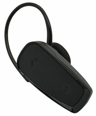 New Motorola HK110 Bluetooth Universal Wireless Black Ear-Hook Headset